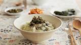Gulbap | Riso alle ostriche in salsa di cipollino e soia | Corea