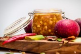 Apple chutney | Chutney di mele e spezie anglo-indiano | Inghilterra