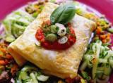 Thai omelette | Omelette alla thai | Thailandia