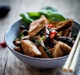 Tofu saltato in stile Yunnan | Cina