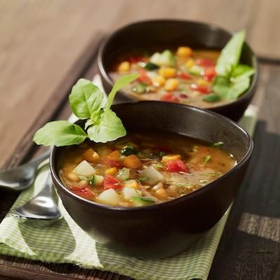 Soupe au pistou   La zuppa provenzale al pesto   Francia