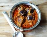 Curry di melanzane | India