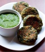 Hara bhara kabab | Mini hamburger vegetariani | India