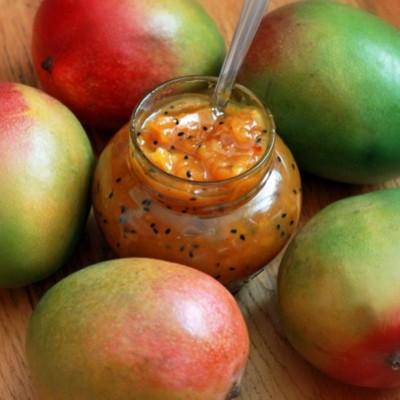 Mango chutney | Salsa di mango agro-dolce