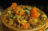 'Ades kisouna | Lenticchie e verdure all'arabo-andalusa | Marocco