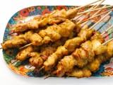 Spiedini di pollo marinati in stile punjabi   Pakistan