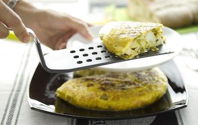 Tortilla de bacalao | Frittata di baccalà alla Basca | Spagna