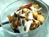 Fatteh | Insalata di melanzane, yogurt e pane arabo